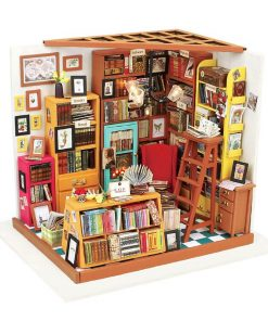 Wooden Doll House Bookstore