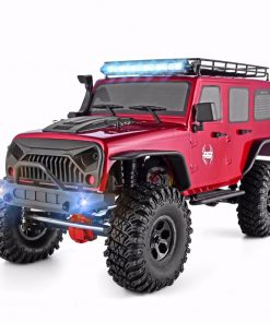 Complete 4WD RC Crawler
