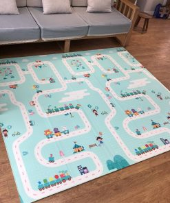 Foldable Baby Play Mat