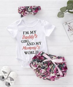 Lace Skirt Baby Romper