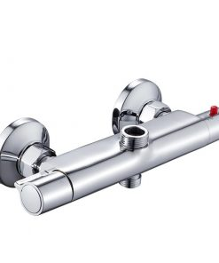 Wall Mounted Thermostatic Shower Mixer