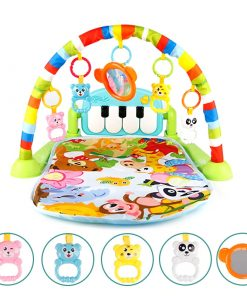 Educational Playmat with Toys for Kids