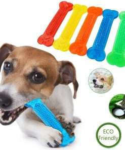 Rubber Bone Toy for Dogs