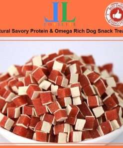 Natural Savory Protein & Omega Rich Dog Snack Treats